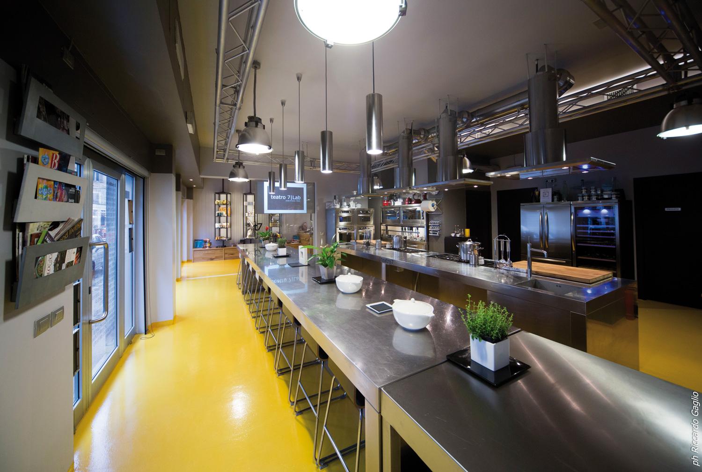 scuola di cucina Pescolo