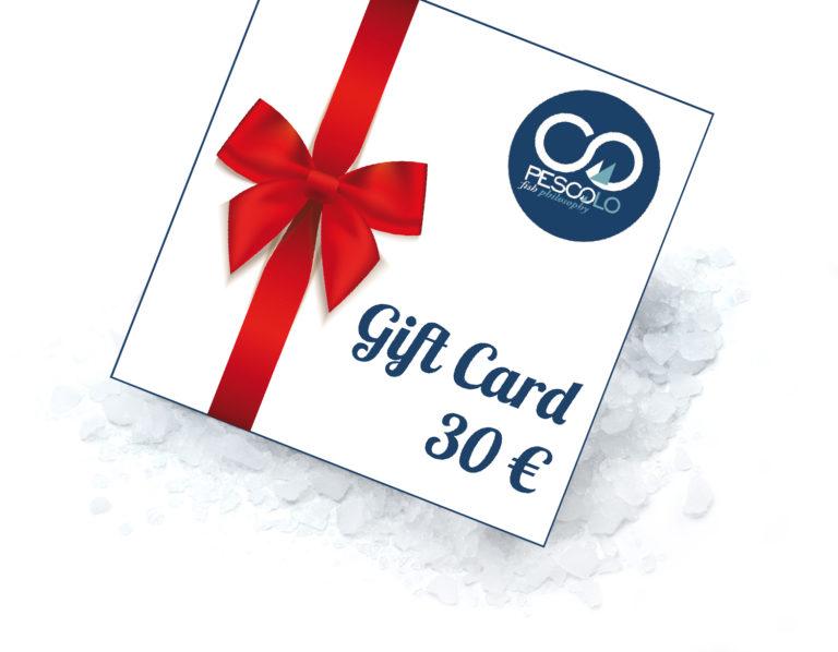 cassetta gift card 30